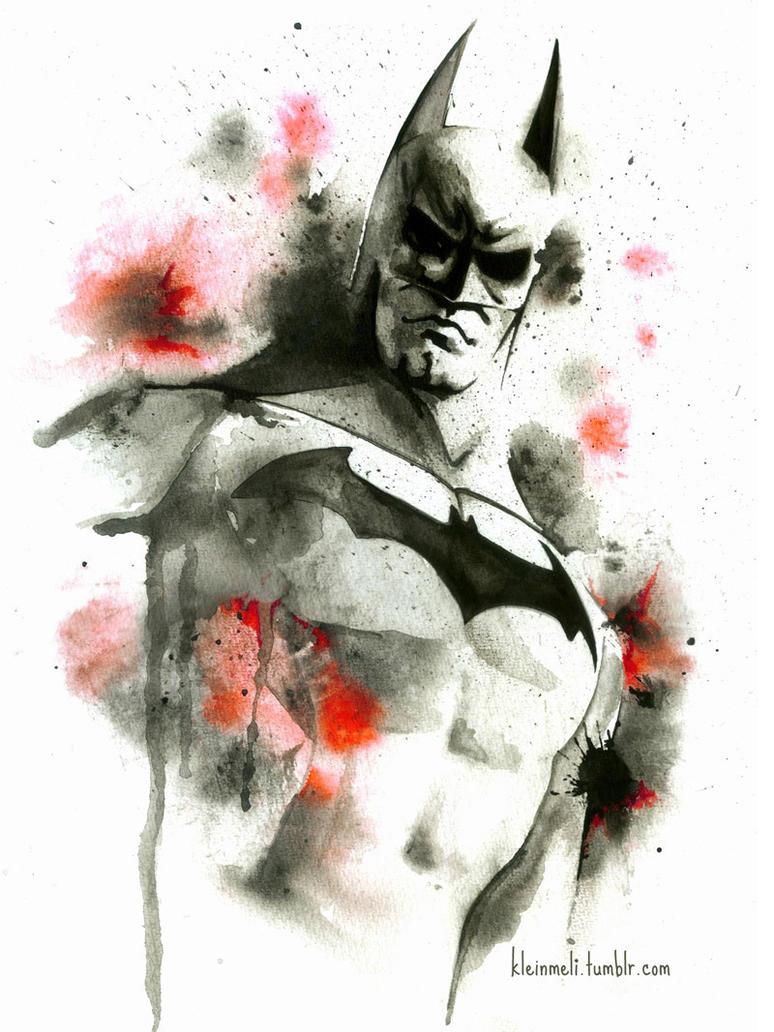 Batman - Arkham City by kleinmeli on DeviantArt