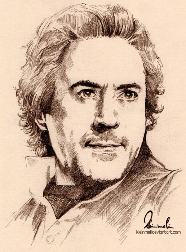 Robert Sherlock by kleinmeli