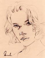 Black Widow by kleinmeli