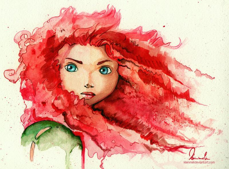 Brave by kleinmeli