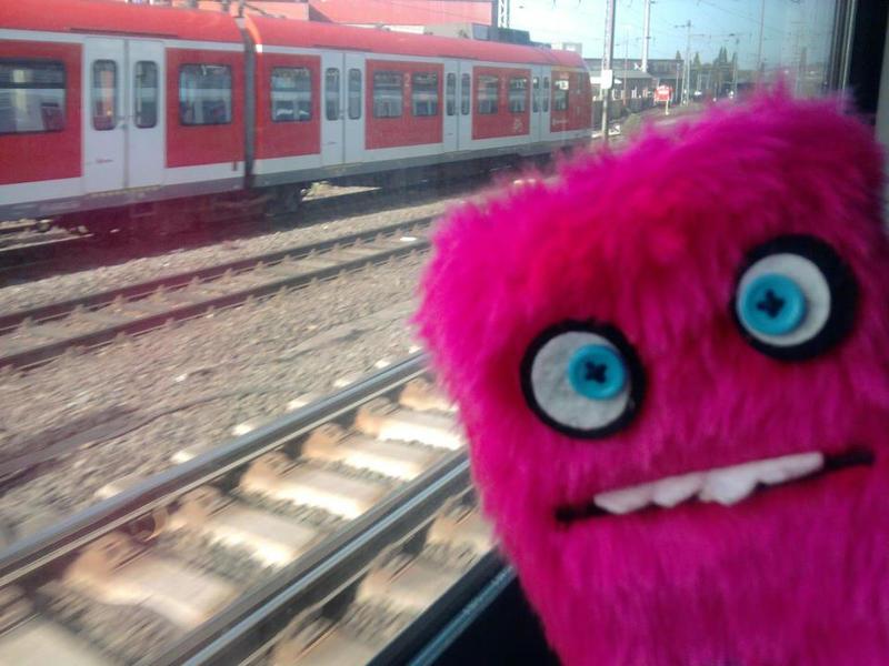 Train Fun by kleinmeli
