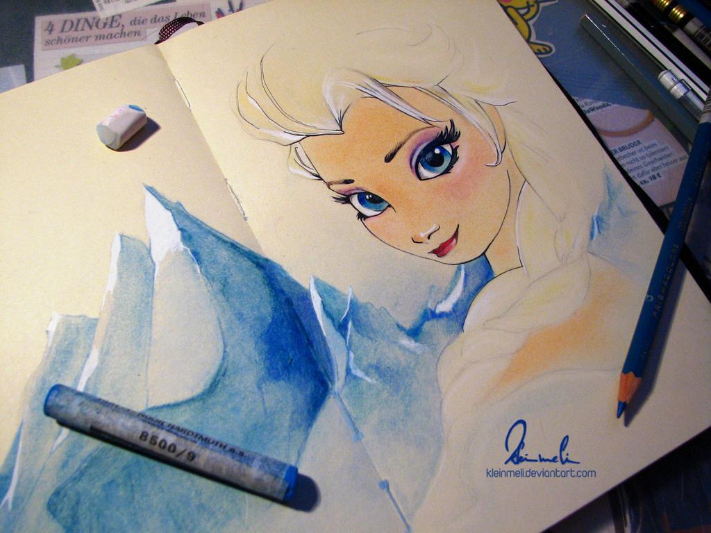 Elsa by kleinmeli