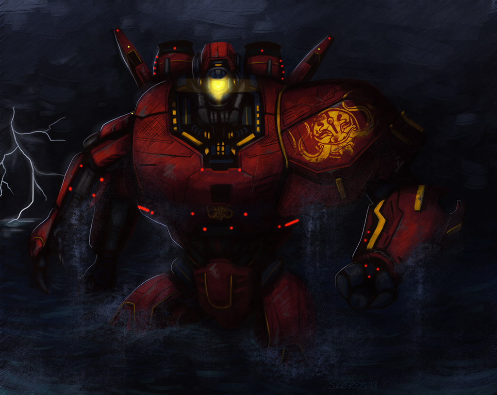 Crimson Typhoon by 5kepsys on DeviantArt
