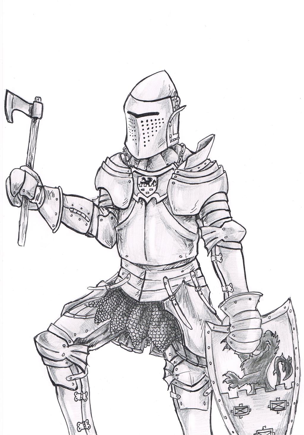 Project Knight Armor Xiv Century Jurdasz