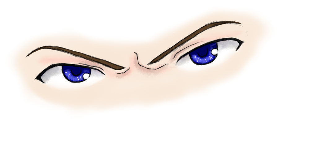 Male Anime Eyes by Okhorse21 on DeviantArt