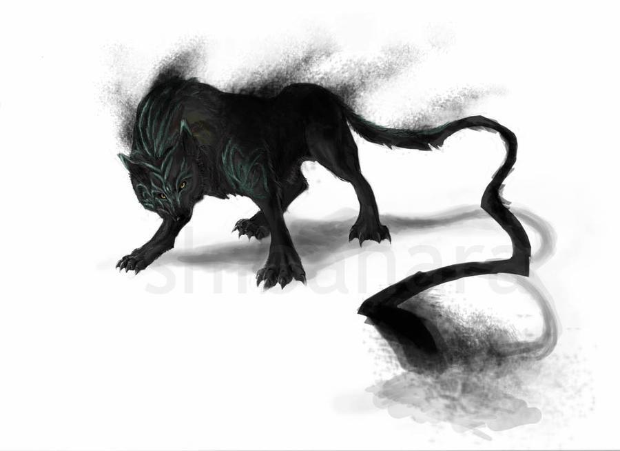 Milicaporta Shadow Wolf By Shibahara