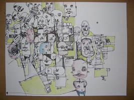 Drawing 3 by erkonom
