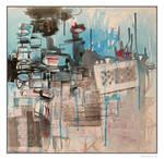 Acropolis - Painting - 2006