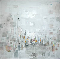 Post-Consumer - Painting -2006 by erkonom
