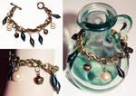 Entwash charm bracelet