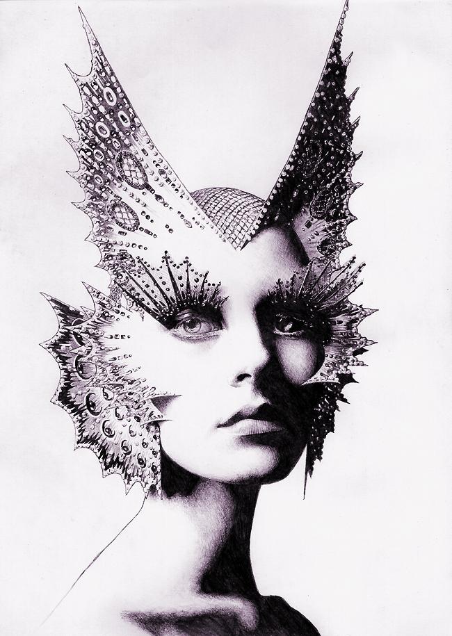 arabesque by Crimefish