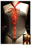 Ribbon Maille Corset