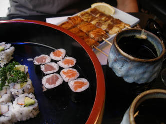 and more sushi by martulka