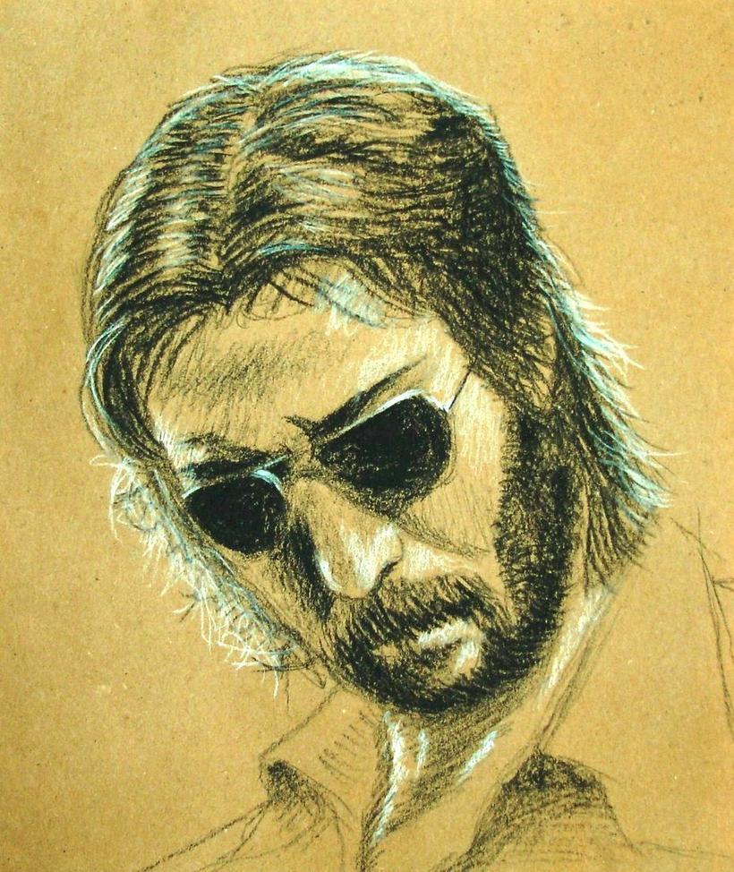 Eric Clapton by P4LE-HORS3