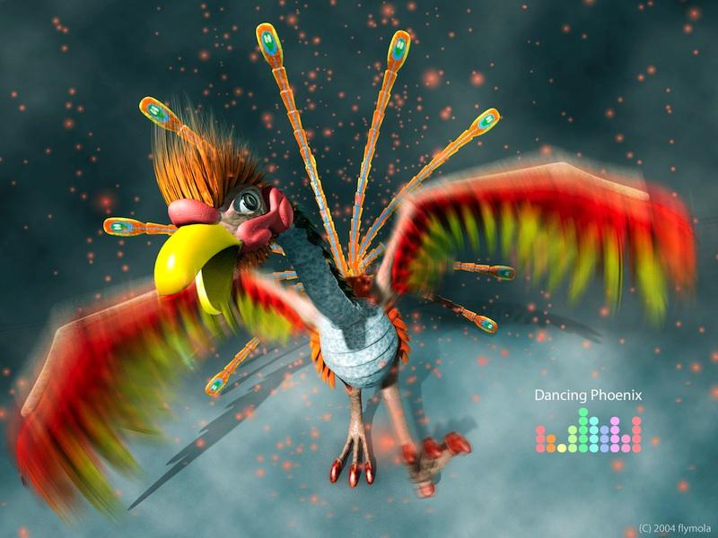 Dancing Phoenix