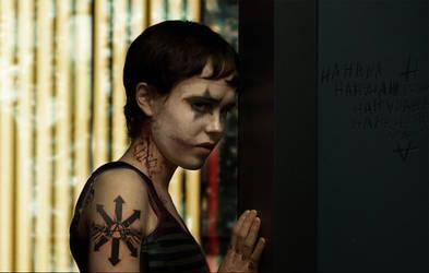 Ellen Page for Harley Quinn by ThrowingChicken