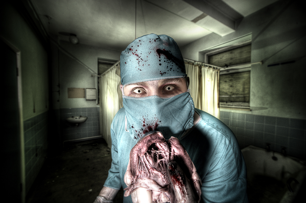Dr. Crazy is BACK.... by sophos9