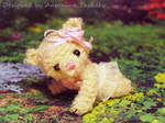 Baby girl bear by lovebiser