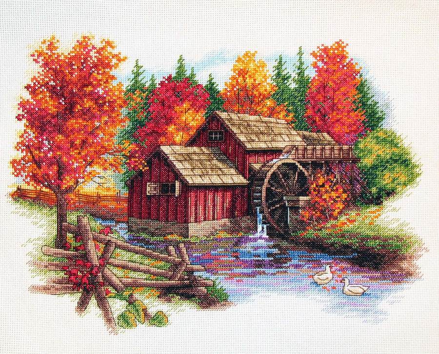 Autumn Glory by Dimensions by lovebiser