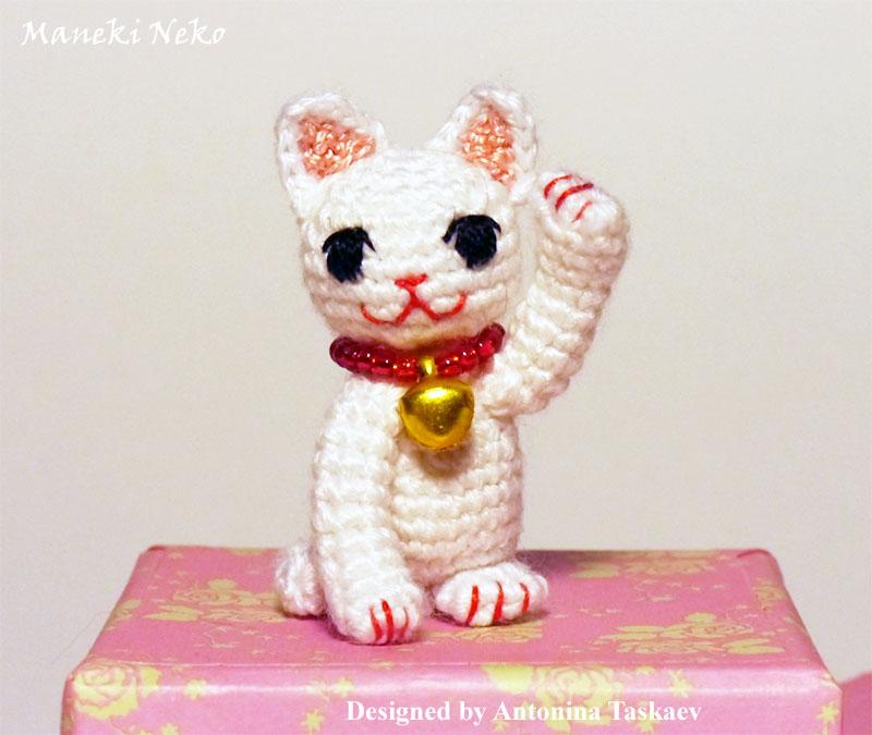 Maneki Neko for Giveaway by lovebiser