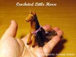Cute Little Horse by lovebiser