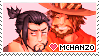 mchanzo stamp by killer--memestar