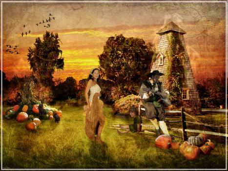 Pumpkin Harvest Day