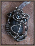 Unplumbed Mysteries Pendant by balthasarcraft