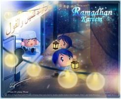 Ramadan Kareem  1433 AH by Kauthar-Sharbini