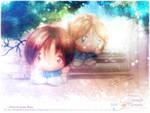 Emma and Ori Two Friends : One Dream