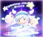 Chieri is singing Lighting Like Star