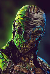 Reptile by yesdanel