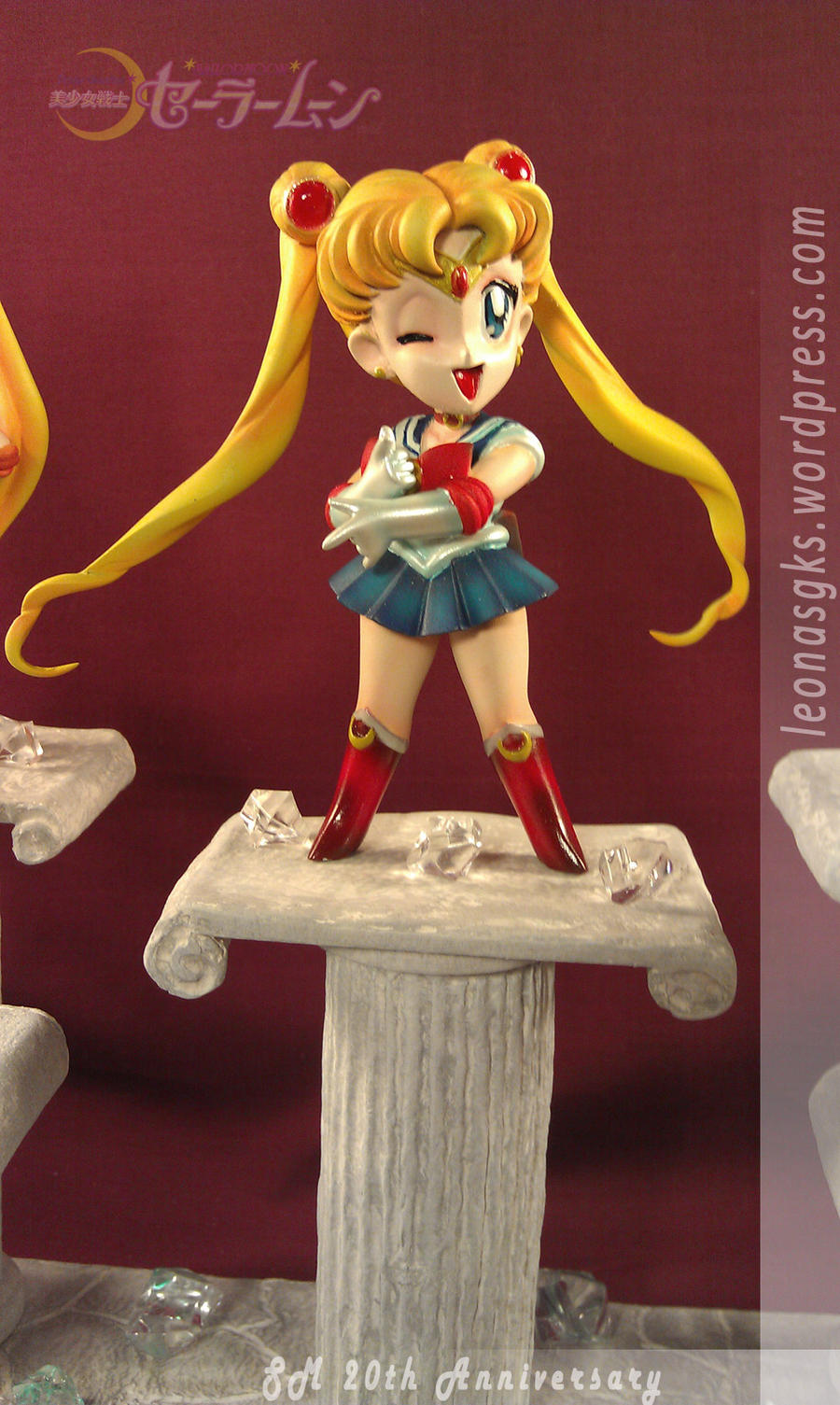 SD Sailor Scouts 3 by LeonasWorkshop