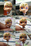 How to paint Anime Eyes tutorial
