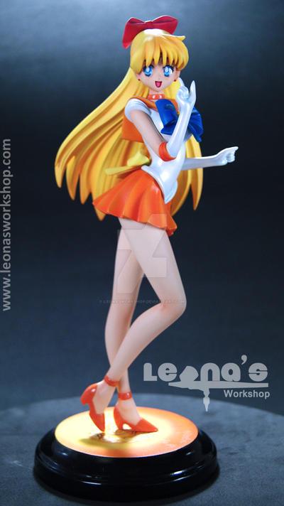 1/7 Sailor Venus Garage Kit by LeonasWorkshop