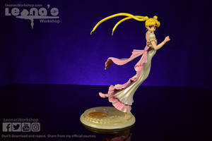 Princess Serenity Resin Figure