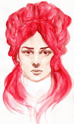 Melisandre by aporcelana