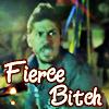 Fierce bitch by CarnieBoys