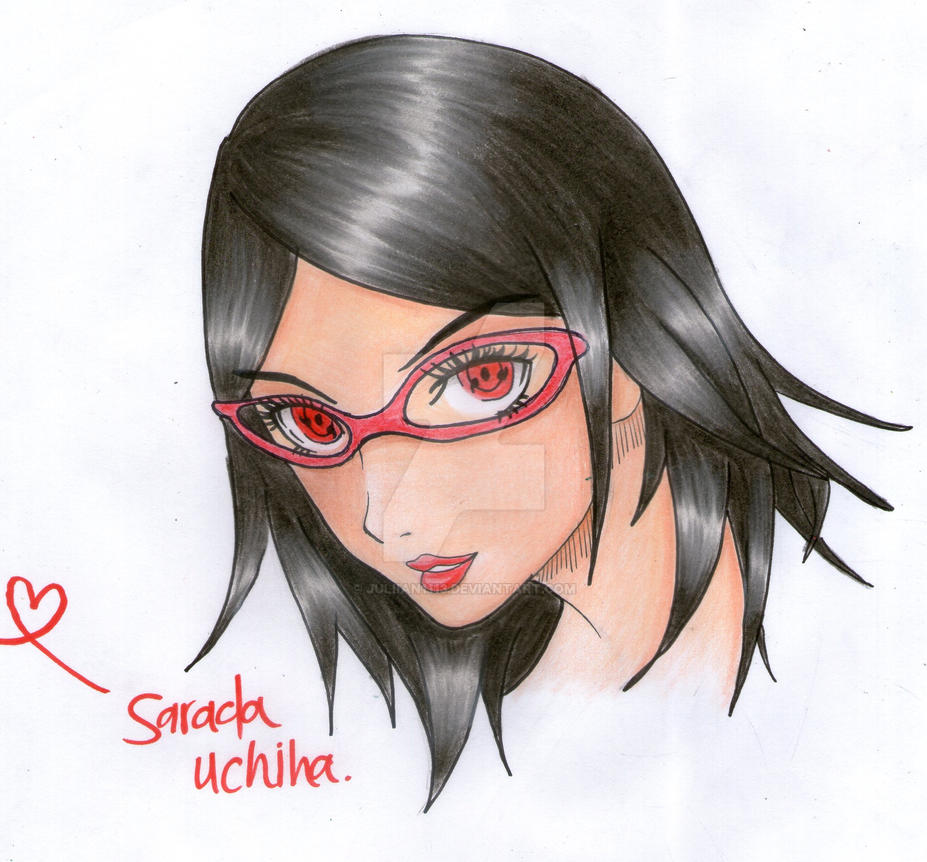 Sarada uchiha! by Juliian1113