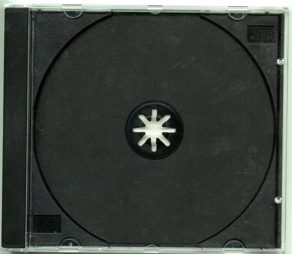 cd with case