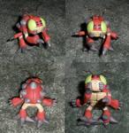 Clay Digimon: Tentomon