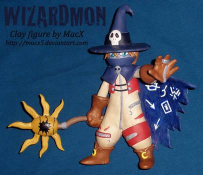 Clay Wizardmon