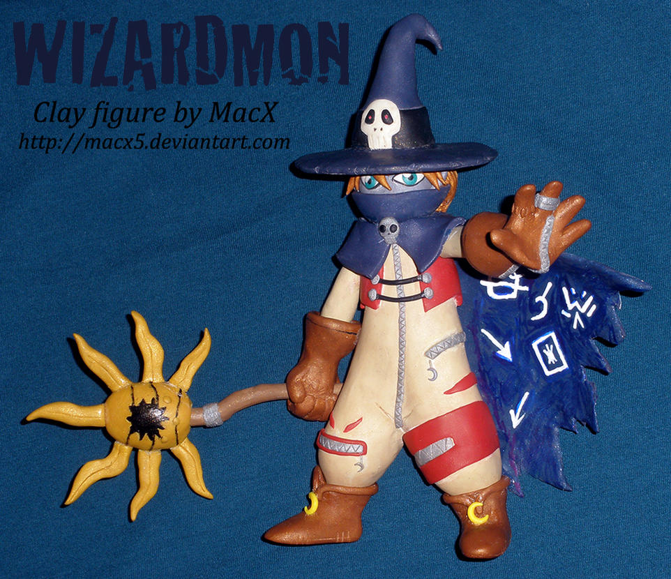 net fs70 PRE f 2010 255 c 2 clay wizardmon by macx5-d2ykql3 jpgWizardmon Cosplay