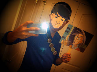 Jackie Chan Adventures Cosplay by HeyLookASign