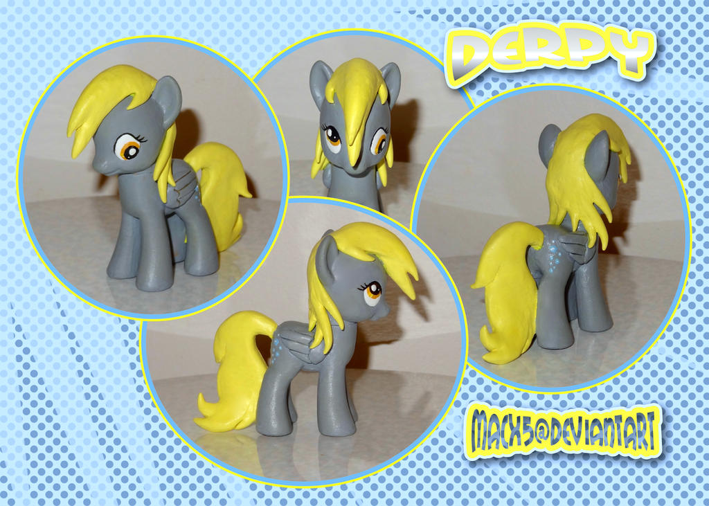 Custom Derpy! by HeyLookASign
