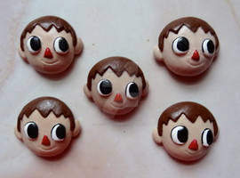 Animal Crossing Villager Magnet