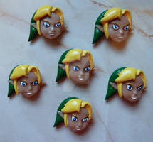 OOT MM Young Link Magnet