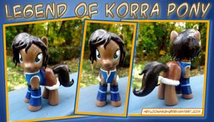 Custom Korra Pony S4