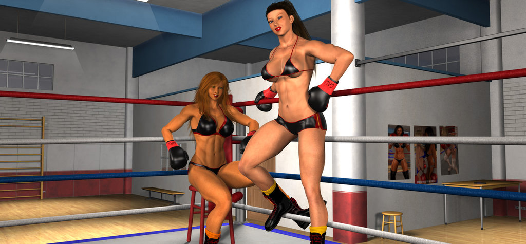 Cali Knockouts by fxboxing-fan