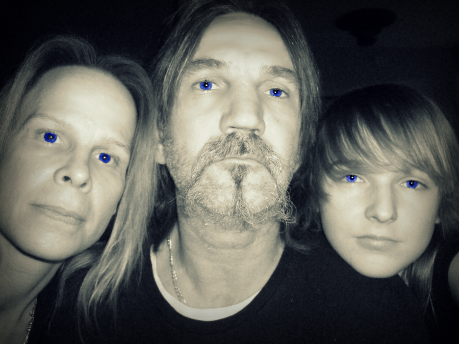 My Family by xXShadowOfTheMoonXx